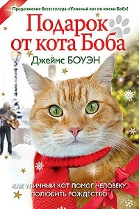 Подарок от кота Боба. Джеймс Боуэн