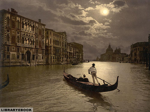 венеция в искусстве