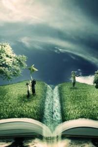 Книга на бумаге в жизни человека
