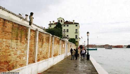 набережная неисцелимых в венеции