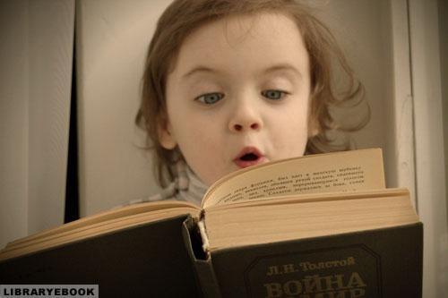 привить интерес к чтению у ребенка