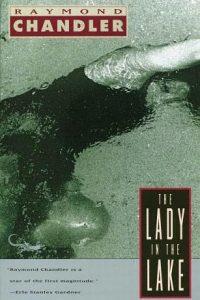 Женщина в озере. Раймонд Чэндлер